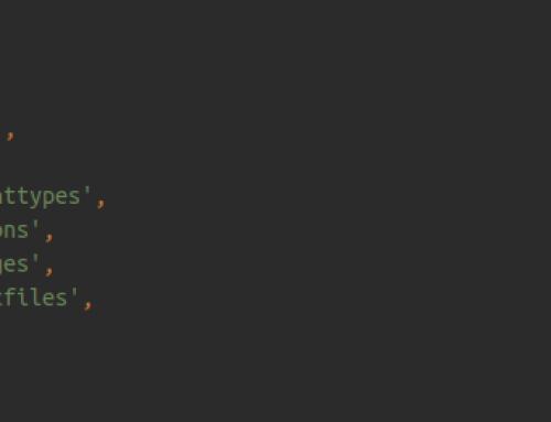 Installation mod_wsgi auf Ubuntu 18.10, Python Apache 2.4 und Django