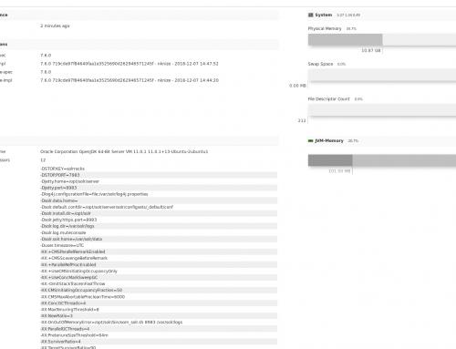 Installation Apache Solr 7.6.0 auf Ubuntu 18.04 LTS und 18.10
